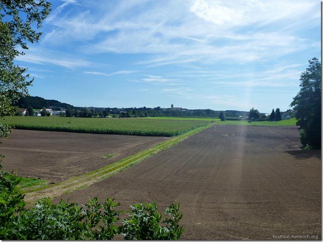 100826_P1000105_Germany, Rot an der Rot, Geocaching, Feld