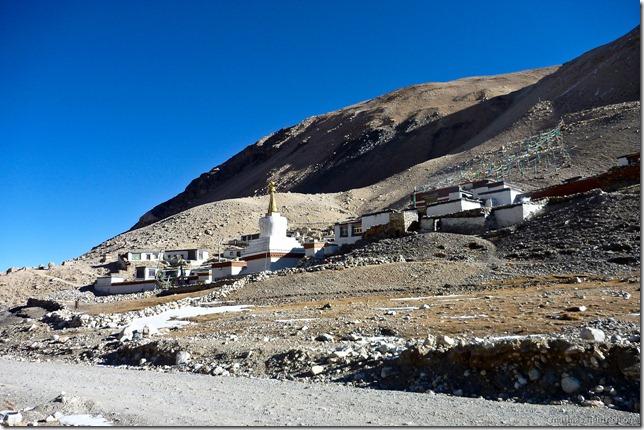 101105_P1020358_China, in Tibet, Mount Everest Region, Rongbuk-Kloster