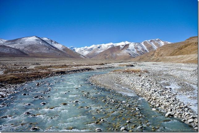 101105_P1020414_China, in Tibet, Mount Everest Region, Fluss