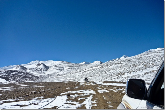 101105_P1020427_China, in Tibet, Mount Everest Region, Autofahrt, Hochplateau