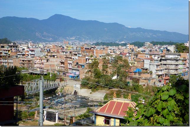 101108_P1020537_Nepal, Kathmandu, unterwegs, Ausblick
