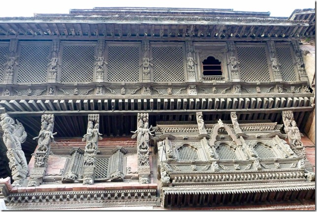 101110_P1020621_Nepal, Kathmandu, Basantapur Durbar Square, Figuren
