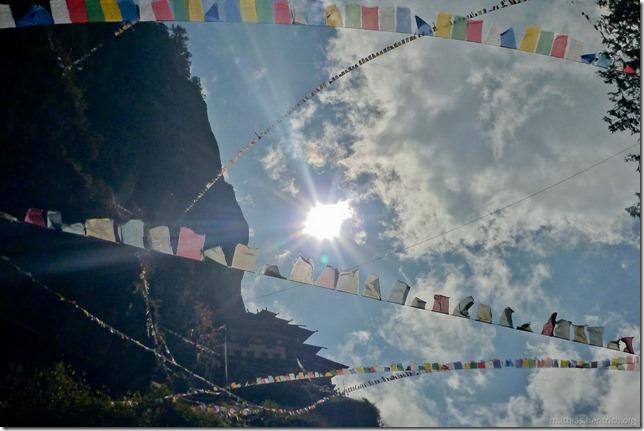 101119_P1030307_Bhutan, Paro, Tigers Nest, Aussicht, Himmel