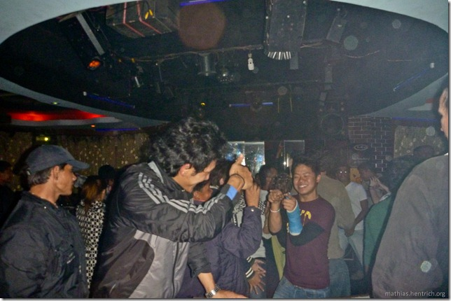 101125_P1030715_Nepal, Kathmandu, Disco, Tanzfläche