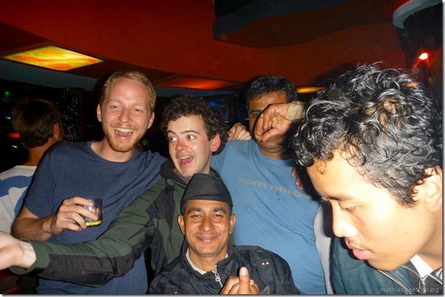 101125_P1030732_Nepal, Kathmandu, Disco, Fotosession