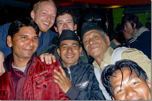 101125_P1030733_Nepal, Kathmandu, Disco, Fotosession