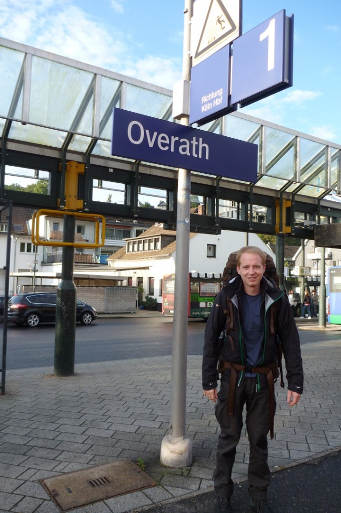 Overath Bahnhof