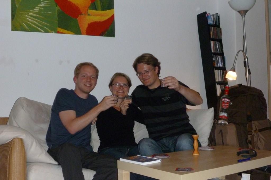 Berlin bei Kati & Daniel